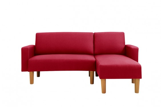 Chaiselongue ARDETTI Rojo Reversible
