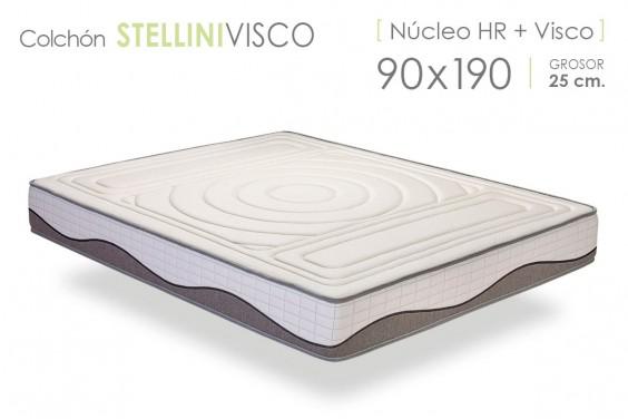 Colchón STELLINI VISCO 90x190