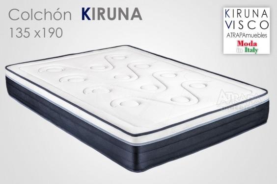 Colchón KIRUNA Visco 135x190