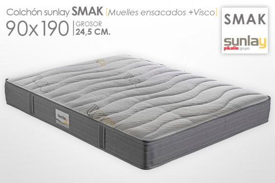 Colchón SMAK Sunlay (Pikolin) 90x190