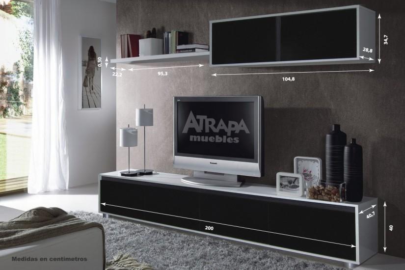 Tienda online de muebles al mejor precio muebles - Mueble bajo salon ...