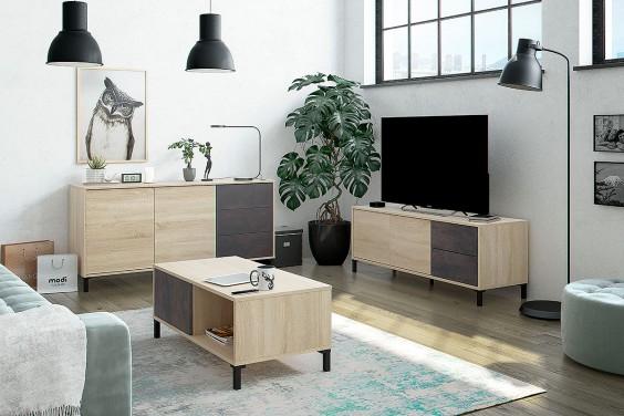 Mueble de salón TV Brooklyn