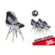 4 sillas PATCHWORK Diseño