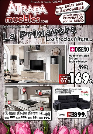 Catalogo Muebles Abril