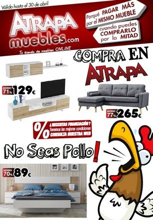 Catalogo Muebles Abril 2019